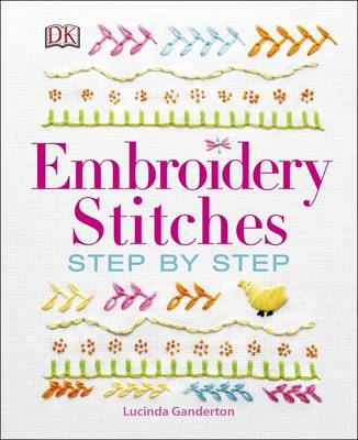 Picture of Embroidery Stitches Step-by-Step
