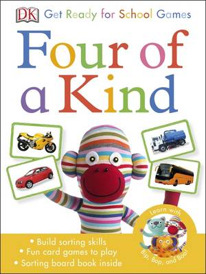 Picture of Get Ready for School Four of a Kind Games