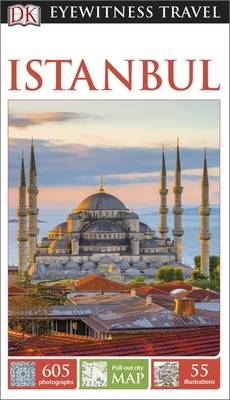Picture of DK Eyewitness Travel Guide: Istanbul