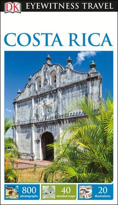 Picture of DK Eyewitness Travel Guide: Costa Rica