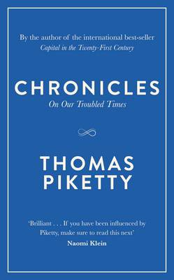 Picture of Chronicles: On Our Troubled Times