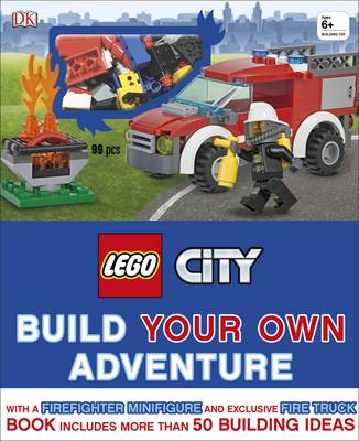 Picture of LEGO City Build Your Own Adventure