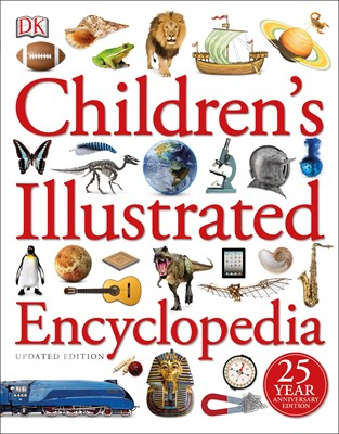 Picture of Children's Illustrated Encyclopedia