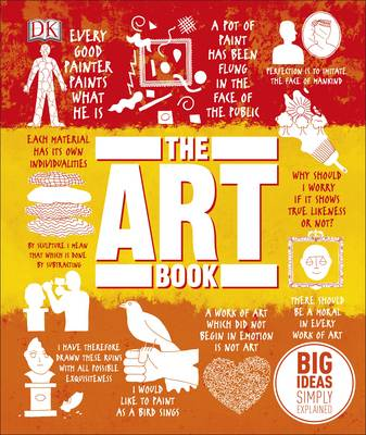 Picture of The Art Book: Big Ideas Simply Explained