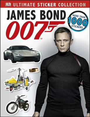 Picture of James Bond Ultimate Sticker Collection