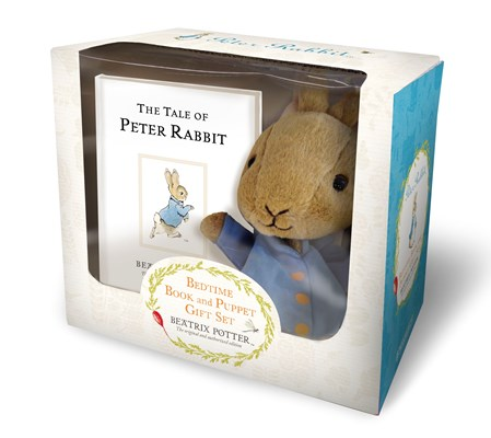 Picture of Bedtime Book & Puppet Gift Set