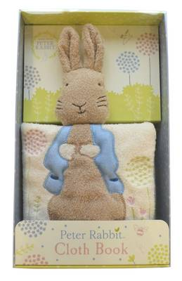 Picture of Peter Rabbit Cloth Book