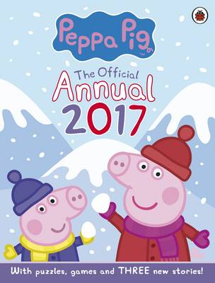 Picture of Peppa Pig: Official Annual 2017