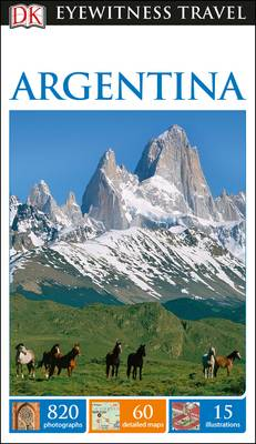 Picture of DK Eyewitness Travel Guide Argentina