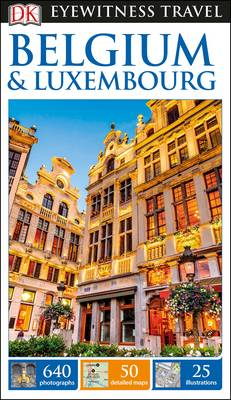 Picture of DK Eyewitness Travel Guide Belgium & Luxembourg