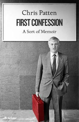 Picture of First Confession: A Sort of Memoir