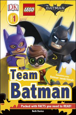 Picture of DK Reader the LEGO Batman Movie: Level 1