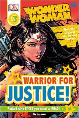 Picture of DC Wonder Woman Warrior for Justice!