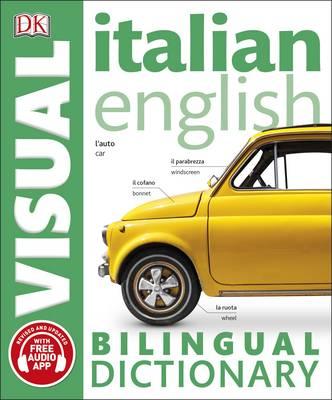 Picture of Italian English Bilingual Visual Dictionary