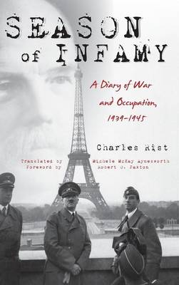 Picture of Season of Infamy: A Diary of War and Occupation, 1939-1945