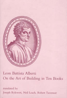 Picture of On the Art of Building in Ten Books