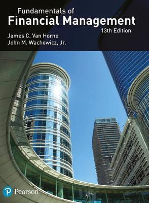 Picture of Van Horne:Fundamentals of Financial Management