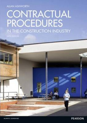 Picture of Contractual Procedures in the Construction Industry