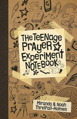 Picture of The Teenage Prayer Experiment Notebook