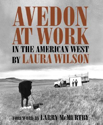 Picture of Avedon at Work: In the American West