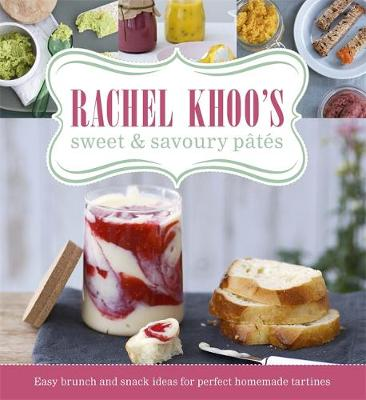 Picture of Rachel Khoo's Sweet and Savoury Pates