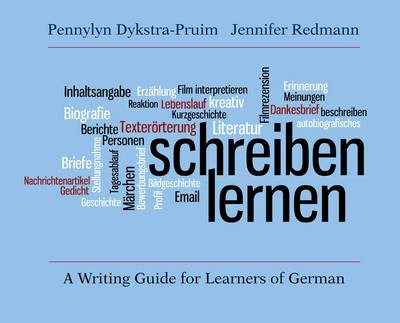 Picture of Schreiben Lernen: A Writing Guide for Learners of German