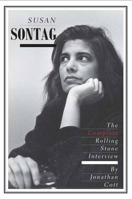 Picture of Susan Sontag: The Complete Rolling Stone Interview