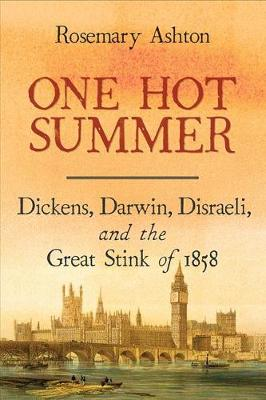 Picture of One Hot Summer: Dickens, Darwin, Disraeli, and the Great Stink of 1858