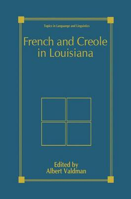 Picture of French and Creole in Louisiana