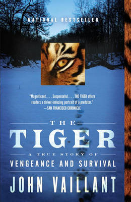 Picture of The Tiger: A True Story of Vengeance and Survival