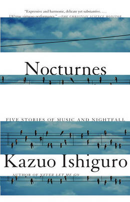 Picture of Nocturnes: Five Stories of Music and Nightfall
