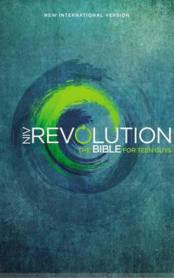 Picture of NIV, Revolution Bible: The Bible for Teen Guys