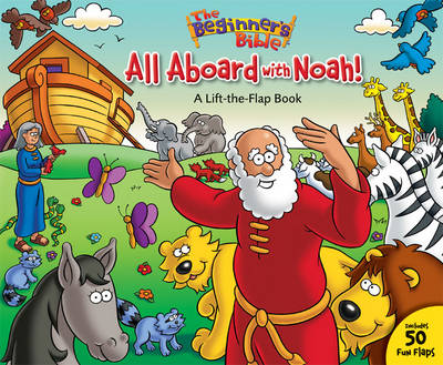 Picture of All Aboard with Noah!: A Lift-the-flap Book