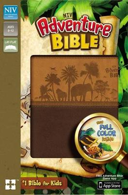 Picture of Adventure Bible-NIV