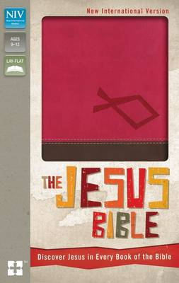 Picture of The Jesus Bible, NIV: Discover Jesus in Every Book of the Bible