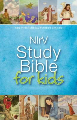 Picture of NIrV Study Bible for Kids