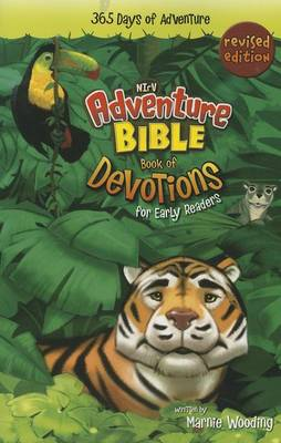 Picture of Adventure Bible Book of Devotions for Early Readers, NIRV: 365 Days of Adventure