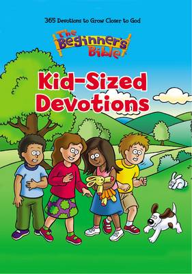 Picture of The Beginner's Bible Kid-Sized Devotions
