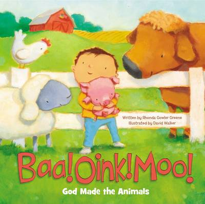 Picture of Baa! Oink! Moo! God Made the Animals