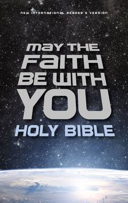 Picture of NIRV May the Faith be with You Holy Bible, Hardcover