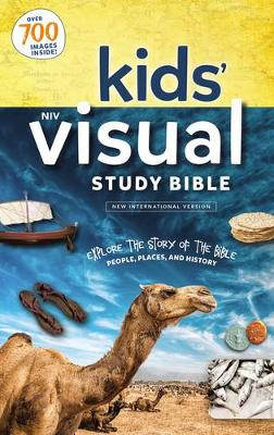 Picture of NIV Kids' Visual Study Bible: Explore the Story of the Bible People, Places, and History
