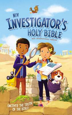 Picture of NIV Investigator's Holy Bible: Uncover the Truth of the Bible
