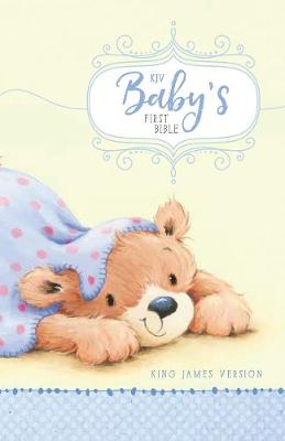 Picture of KJV Baby's First Bible, Blue