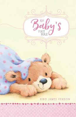 Picture of KJV Baby's First Bible, Pink