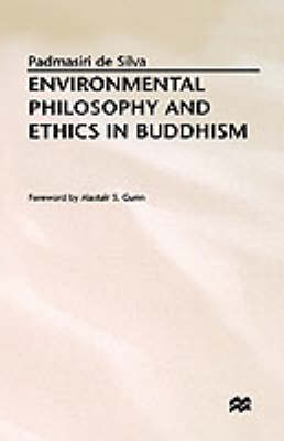 Picture of Environmental Philosophy and Ethics in Buddhism