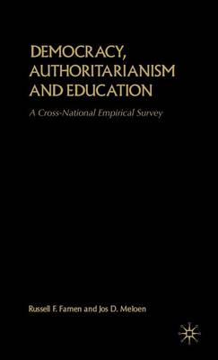 Picture of Democracy, Authoritarianism and Education: A Cross-National Empirical Survey