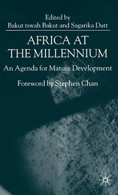 Picture of Africa at the Millennium: An Agenda for Mature Development