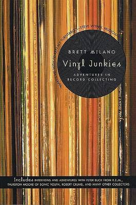 Picture of Vinyl Junkies: Adventures in Record Collecting