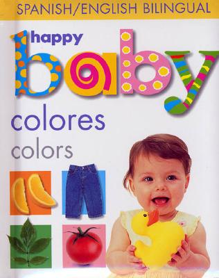 Picture of Happy Baby: Colors Bilingual