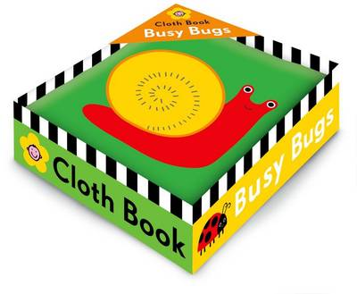 Picture of Busy Bugs Cloth Book